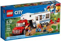 LEGO City Great Vehicles 60182 Furgon és lakókocsi