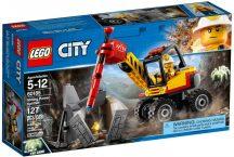 LEGO City 60185 Bányászati hasítógép