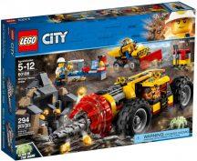 LEGO City 60186 Nehéz bányafúró