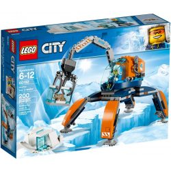 LEGO City Arctic Expedition 60192 Sarkvidéki lánctalpas jármű