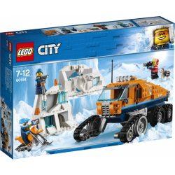 LEGO City Arctic Expedition 60194 Sarkvidéki felderítő teherautó