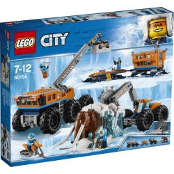 LEGO City Arctic Expedition 60195 Sarki mobil kutatóbázis