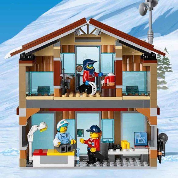 LEGO City 60203 Síüdülő