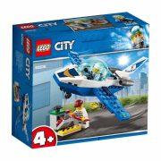 LEGO City 60206 Légi rendőrségi járőröző repülőgép
