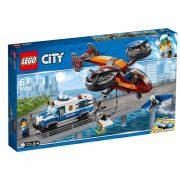 LEGO City 60209 Légi rendõrségi gyémántrablás