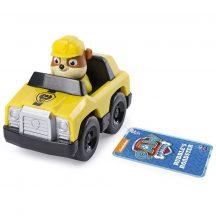 Mancs őrjárat Mini játékfigurák autóval - RUBBLE TEREPJÁRÓ