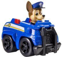 Mancs őrjárat Mini játékfigurák autóval - CHASE CRIKÁLÓ