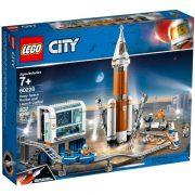 LEGO City 60228 Ûrrakéta és irányítóközpont