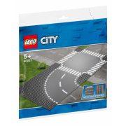 LEGO City 60237 Kanyar és keresztezõdés