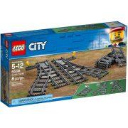LEGO City 60238 Kézi váltók