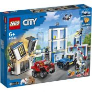 LEGO City 60246 Rendőrkapitányság