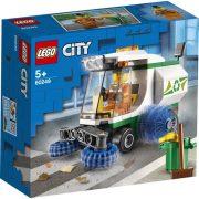 LEGO City Great Vehicles 60249 Utcaseprő gép