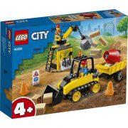 LEGO City Great Vehicles 60252 Építőipari buldózer