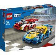 LEGO City 60256 Versenyautók