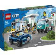 LEGO City 60257 Benzinkút