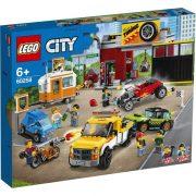 LEGO City 60258 Szerelőműhely
