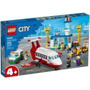 LEGO City Airport 60261 Központi Repülőtér