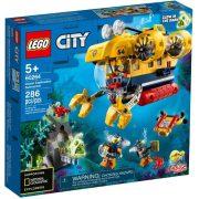 LEGO City Oceans 60264 Óceáni kutató tengeralattjáró
