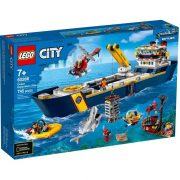 LEGO City Oceans 60266 Óceánkutató hajó