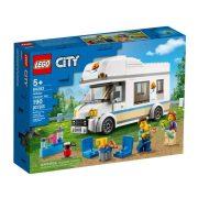 LEGO City 60283 Lakóautó nyaraláshoz