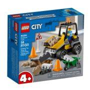 LEGO City 60284 Útépítõ autó