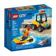 LEGO City 60286 Tengerparti mentõ ATV jármû