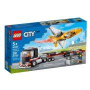 LEGO City 60289 Mûrepülõ szállítóautó