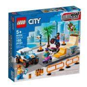 LEGO City 60290 Gördeszkapark
