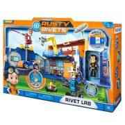 Rusty rendbehozza - Labor szett fénnyel és hanggal