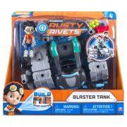 Rusty rendbehozza - Blaster Tank járgány
