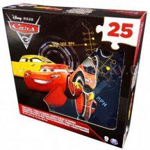 Verdák 3 szivacs puzzle (25 db-os)