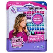 Cool Maker - KumiKreator színes madzag utántöltő - Kumi Mermaid