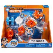 Rusty rendbehozza - Tigerbot figura