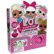 LOL Surprise babák társasjáték