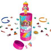 Party Pop Teenies - Meglepetés baba és konfetti (1. széria)