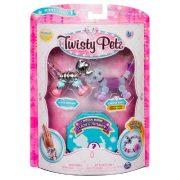 Twisty Petz kisállat figurás karkötő - Razzle Elephant és Pupsicle Puppy figura