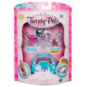 Twisty Petz kisállat figurás karkötő - Sunshiny Pony és Posie Poodle figura