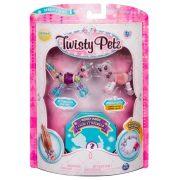 Twisty Petz kisállat figurás karkötő - Butterscotch Unicorn és Berrytales Cheetah figura