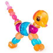 Twisty Petz Kanyargós kiskutya karkötő - Peachy Puppy figura