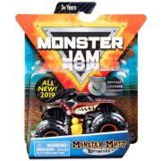 Monster Jam kisautó figurával - Monster Mutt Rottweiler