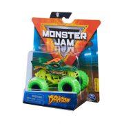 Monster Jam 1:64 Monster Truck kisautó - Dragon
