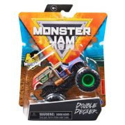 Monster Jam Wheelie 1:64 kisautó - Double Decker