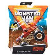 Monster Jam Wheelie 1:64 kisautó - Zombie