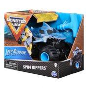 Monster Jam Spin Rippers hátrahúzható kisautó - Megalodon