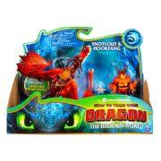 Így neveld a sárkányodat 3 - Takonypóc és Kampó játékfigura