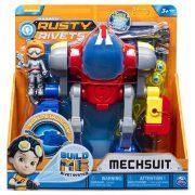 Rusty rendbehozza - Mechsuit robot