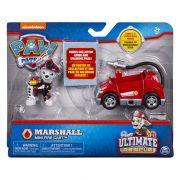 Mancs őrjárat - Marshall mini tűzoltóautóval