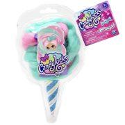 Candylocks Vattacukor hajú illatos meglepetés baba: Rózsaszín-zöld haj