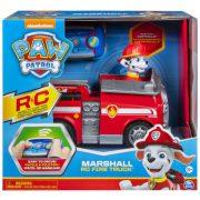 Mancs őrjárat - Marshall távirányítós tűzoltóautója