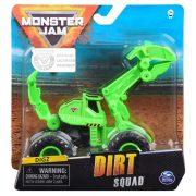 Monster Jam Dirt Squad játékautó - Digz